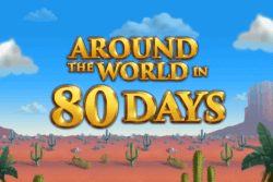 Around the World in 80 Days online slots by PocketWin mobile casino