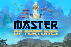 Master of Fortunes online slots by PocketWin mobile casino