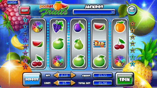 Pocket win casino
