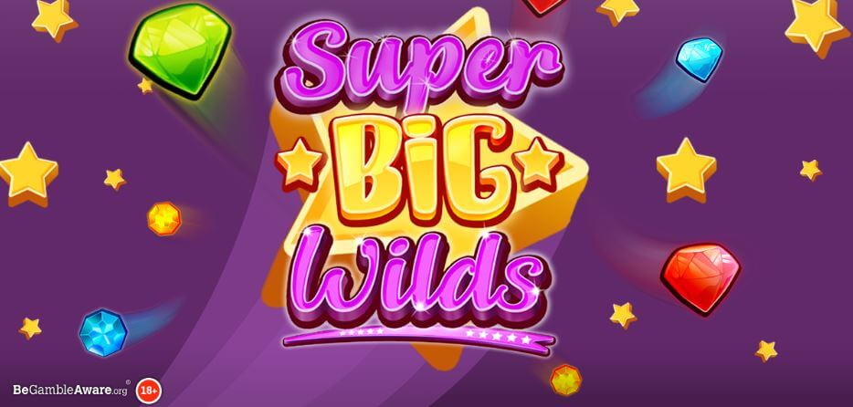 NEW GAME ALERT: Super Big Wilds!