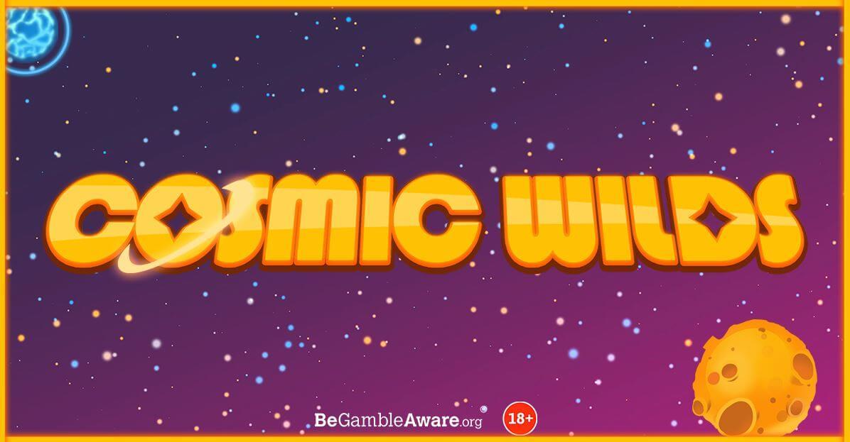 NEW GAME! Cosmic Wilds Mobile Slots